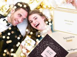 Pomysł na prezent: Luksusowe zestawy świąteczne