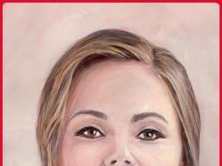 portret dla dziewczynki