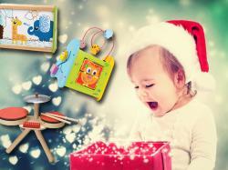 Prezenty dla dziecka: zabawki, które bawią i uczą!