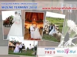 Profesjonalna Fotografia Ślubna WOLNE TERMINY 792 91 00 79