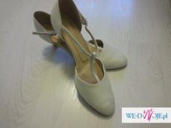 Profesjonalne buty taneczne ślubne TANIO JAK NOWE!
