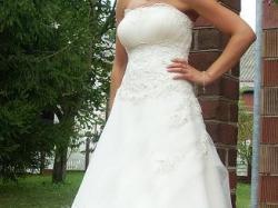 Promocja!!! Piękna suknia ślubna