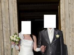 PROMOCJA suknia kupiona za 3000 zł teraz tylko 1200 zł