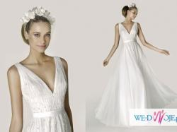 Pronovias - Araceli suknia ślubna Nowa