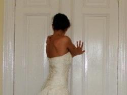 PRONOVIAS - Hiszpańska śliczna suknia roz. 36-38