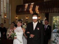 Pronovias Lazada-przepiękna suknia ślubna