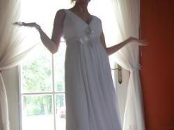 Prosta suknia ślubna - Gabriella