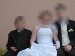 Przecudną suknia ślubna  z domu mody Sophie Mariage, Tarn. Góry!!
