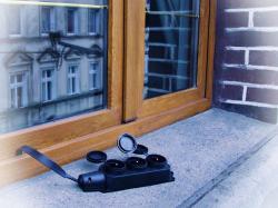 Przedłużacz okienny - ogrodowy - przejście okienne