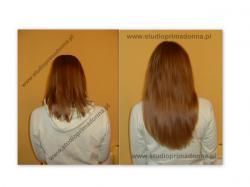 Przedłużanie włosów Łódź