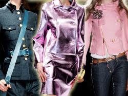 Przegląd najmodniejszych modeli kurtek na jesień 2012
