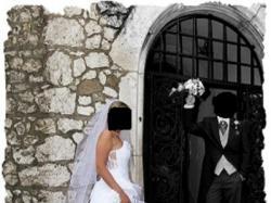 Przepiękna biała suknia ślubna - Galaxy