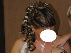 Przepiękna ciążowa suknia ślubna rozmiar 44-46