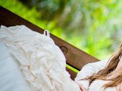 Przepiękna, dwuczęściowa suknia ślubna Agnes !!!