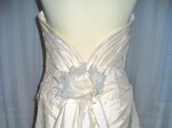 Przepiękna firmowa suknia ślubna Demetrios warta ponad 100o Euro Jarosław