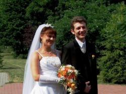 Przepiękna i efektowna suknia ślubna!
