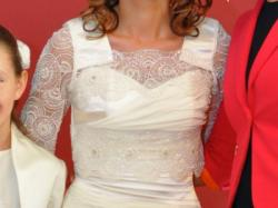 Przepiękna i niepowtarzalna suknia ślubna