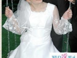 Przepiękna i Tania suknia ślubna