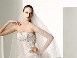 Przepiękna, jedwabna suknia ślubna Manule Mota - Scarlet