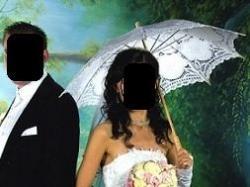 Przepiękna koronkowa suknia ślubna
