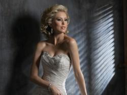 Przepiękna koronkowa suknia ślubna Maggie Sottero 36/38