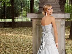 Przepiekna KORONKOWA Suknia Ślubna MIRIAM z Annais Bridal jak NOWA!