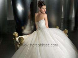 Przepiekna, Królewska Suknia Demetrios model 983 z kolekcji 2010
