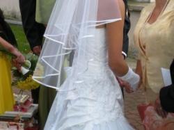 Przepiękna nie droga suknia ślubna