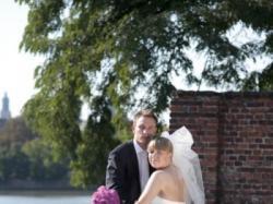 Przepiękna, oryginalna suknia ślubna ESPERA marki CYMBELINE