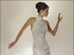 Przepiękna, oryginalna suknia ślubna firmy Demetrios model 1331