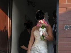 Przepiękna oryginalna suknia ślubna firmy White One model 411