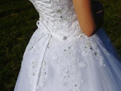 Przepiękna Princeska! Biała, rozmiar 36