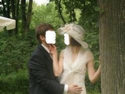 Przepiękna, romantyczna suknia ślubna
