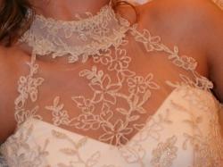 Przepiękna romantyczna suknia ślubna SPOSA GOLD