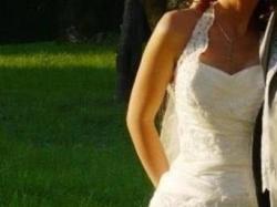 Przepiekna sukienka- la Sposa