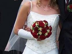 Przepiękna sukienka ślubna