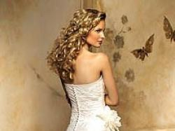 Przepiękna sukienka ślubna hiszpańska firmy  OLGA  PRONOVIAS 2007