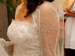 przepiękna sukna ślubna Mori Lee