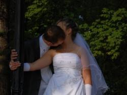 """Przepiękna sukni ślubna ,,Paryżanka"""""""