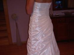 Przepiękna suknia AGNES BIAŁA kolekcja 2007