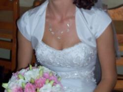 Przepiękna suknia Annais Bridal model Carrera