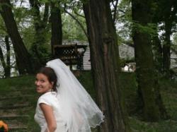 Przepiekna suknia Annais Bridal model Esta + dwa welony gratis