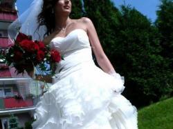 Przepiękna suknia Cymbeline