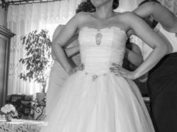 Przepiękna suknia ELLE Valencia. Zapraszam_PILNE!!!