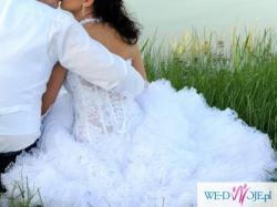 Przepiękna Suknia EMMI MARIAGE APHRODITE/HONEY