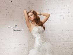 Przepiękna suknia Herms Gaylenne