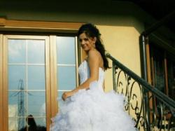 Przepiękna suknia L'Empire du Mariage, francuska 36/38. ZOBACZ !!!