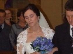 Przepiękna suknia La Sposa ,Forma + buty Caprice!!
