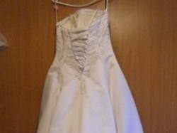 Przepiękna suknia Loretta 36/38 + dodatki