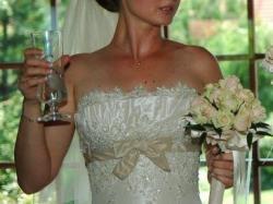 Przepiękna suknia Maggie Sottero - sprowadzona z USA!!!